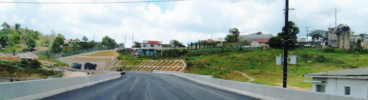 Christina Development Road
