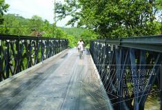 Eaden River Bridge