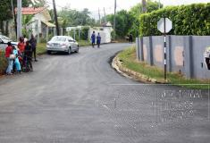 Old Porus Road rehabilitated